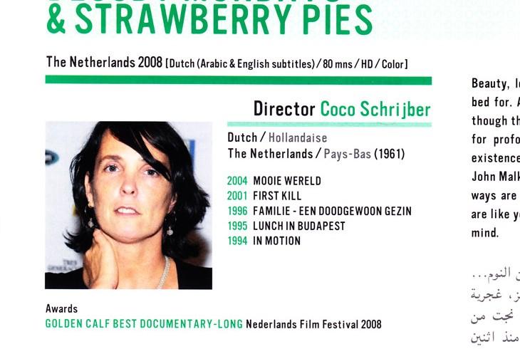 Bloody Mondays Strawberry Pies