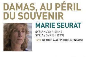 MARIE SEURAT