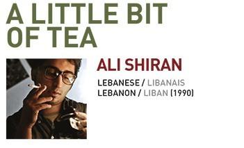 A LITTLE BIT OF TEA