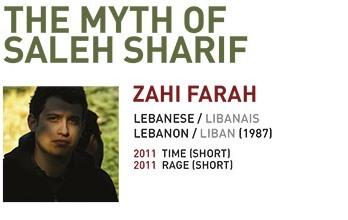 The Myth Of Saleh Sharif