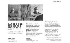 Barber And The World Thumb