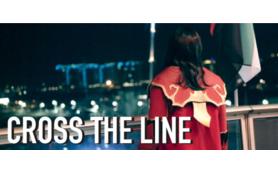 Cross The Line Thumb
