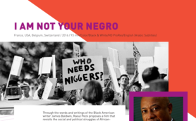 I Am Not Your Negro Thumb