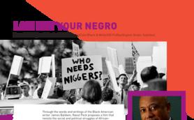 I Am Not Your Negro Thumb