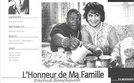 Lhonneur De Ma Famille Thumb