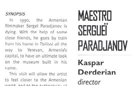 Maestro Serguei Paradjanov Thumb