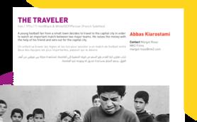 The Traveller Thumb