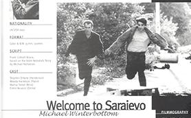 Welcome To Sarajevo Thumb